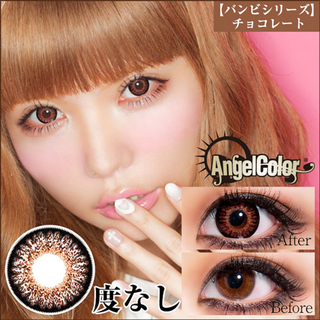 AngelColor BambiSeries1ヶ月 14.2mm(度なし/1箱2枚入り)